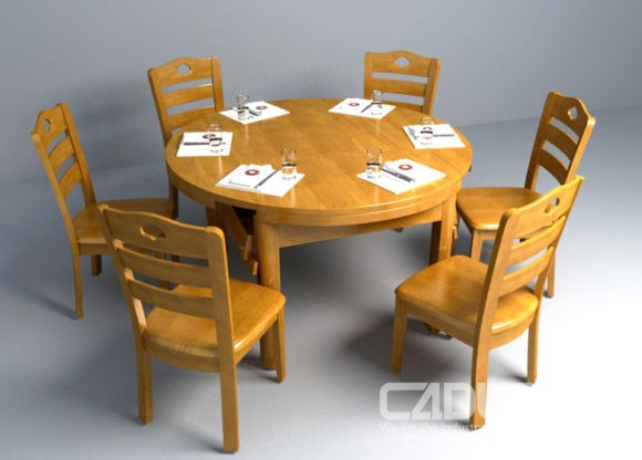 Wooden-Dining-Set-3D-Model-700x503.jpg
