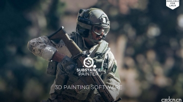 Substance Painter 2.1.1.1251 (WIN版) - 免费下载