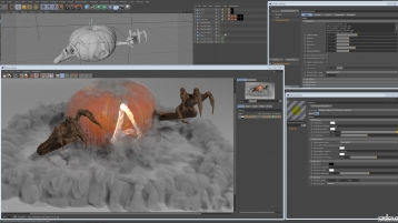 SolidAngle Cinema 4D To Arnold v1.2.1 - R16-R18