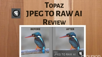 JPG 图片转 RAW 图像软件 - Topaz JPEG to RAW AI 2.0.1 Win版