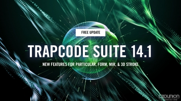 Red Giant Trapcode Suite 14.1.2 红巨星粒子插件Win&Mac版