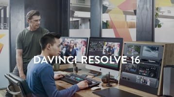 达芬奇 DaVinci Resolve Studio 16.0b1 Win 中文/英文版