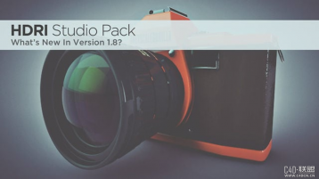 HDRI Studio Pack 1.8 for CINEMA 4D