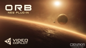 New Plug-in Trailer: ORB! -9月10日,AK大神在博客发表了一个新插件演示