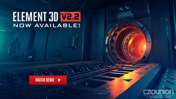 VideoCopilot Element 3D v2.2.2 build 2168  Win&Mac 版