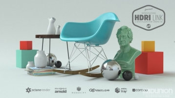HDRI Link 1.054 for Cinema 4D R18-R21 Win&Mac版