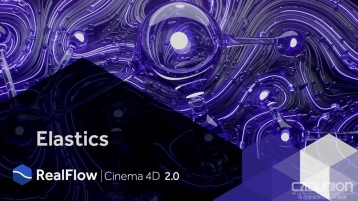 RealFlow 2.0 for CINEMA 4D 新功能视频教程