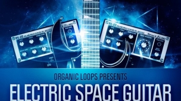 空间吉他音频素材合集 - Organic Loops Electric Space Guitar WAV REX-AUDIOSTRiKE