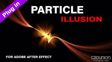 Particle Illusion for Adobe After Effects 幻影粒子插件使用视频教程