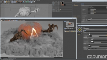 C4D To Arnold v2.0.2 for R16-R18 (Win&Mac版)