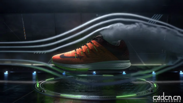 Nike Air Zoom Elite 8 Engine 创意视频