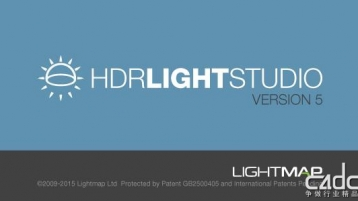 专业产品打光软件 - Lightmap HDRLightStudio 5.3.4 WIN 64