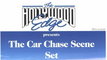 Hollywood Edge The Car Chase Scene Set CD1-CD5
